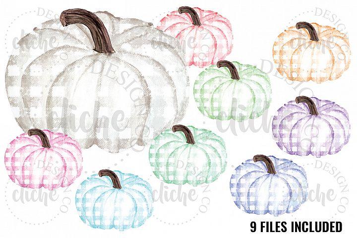 Pumpkin Bundle Sublimation Design