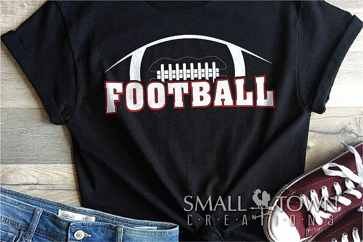 Football, Football laces, Football team, PRINT, CUT & DESIGN