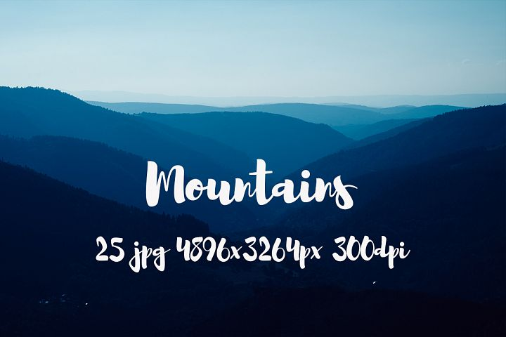 Mountains Pack