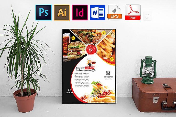 Poster | Restaurant Vol-01
