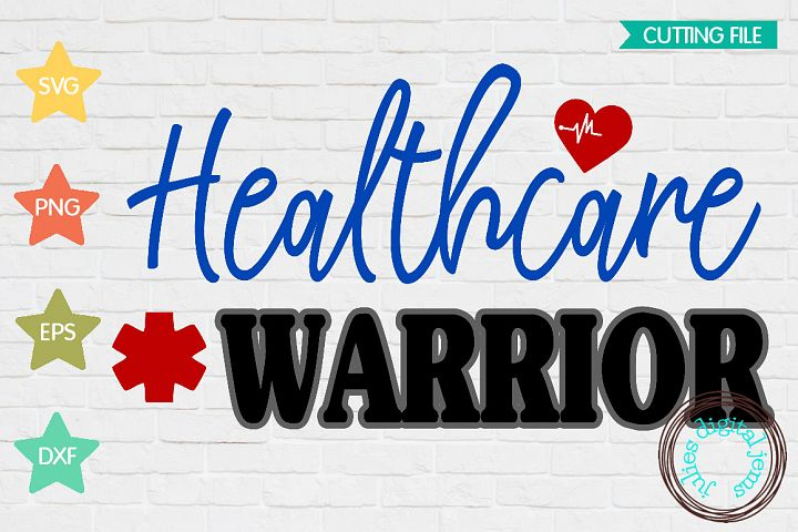 Healthcare Warrior SVG, Doctor svg, Nurse svg, Physician SVG