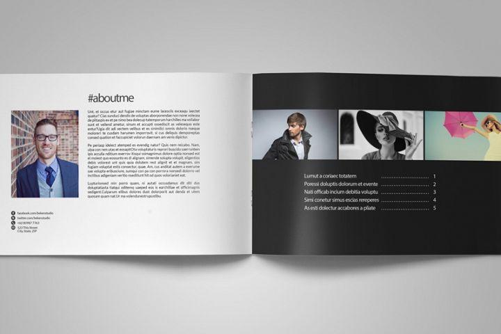 Photography Portfolio vol 1 example 1
