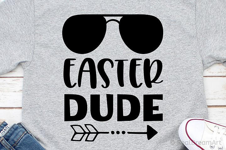 Easter Dude SVG, DXF, PNG, EPS