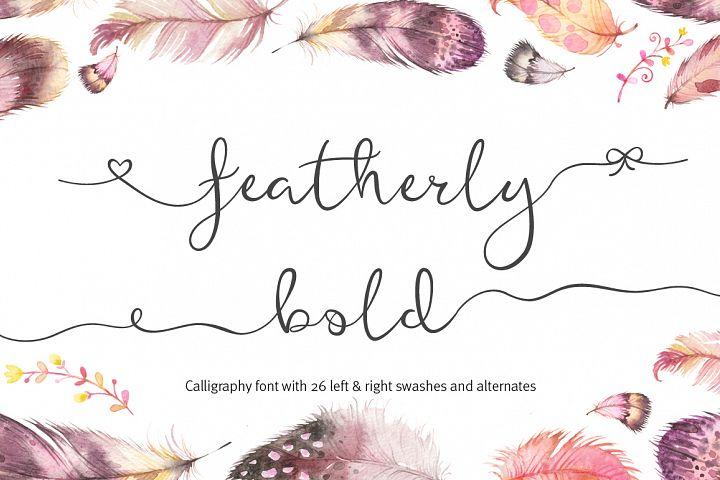 Valentine's Font Bundle with 6 Free Procreate Brushes example image 6