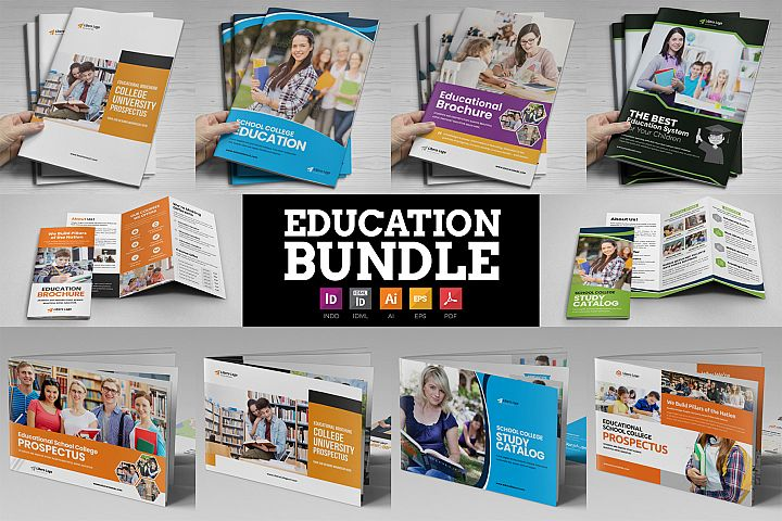 Education Brochure Bundle v2