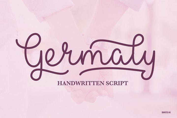 Germaly Script