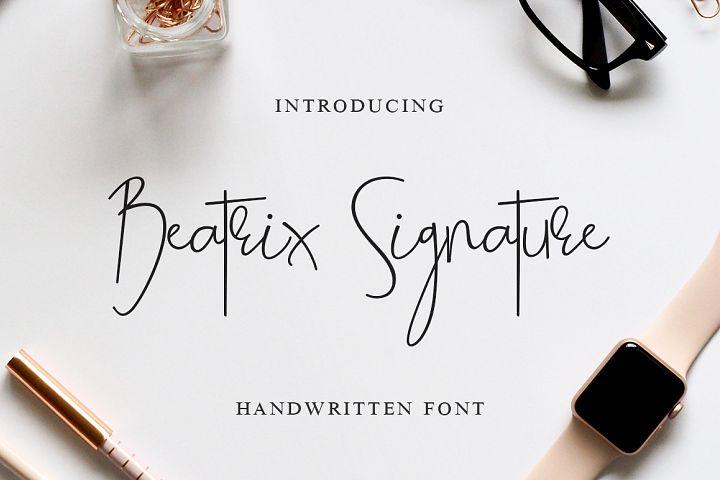 Beatrix Signature
