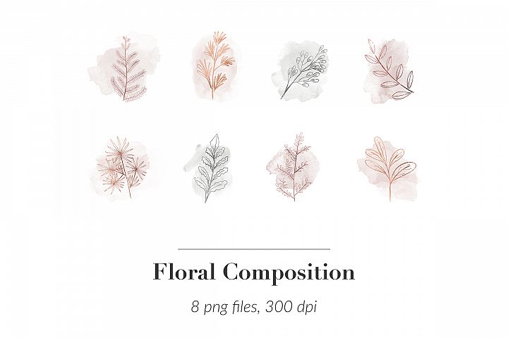 Floral Arrangement Clipart