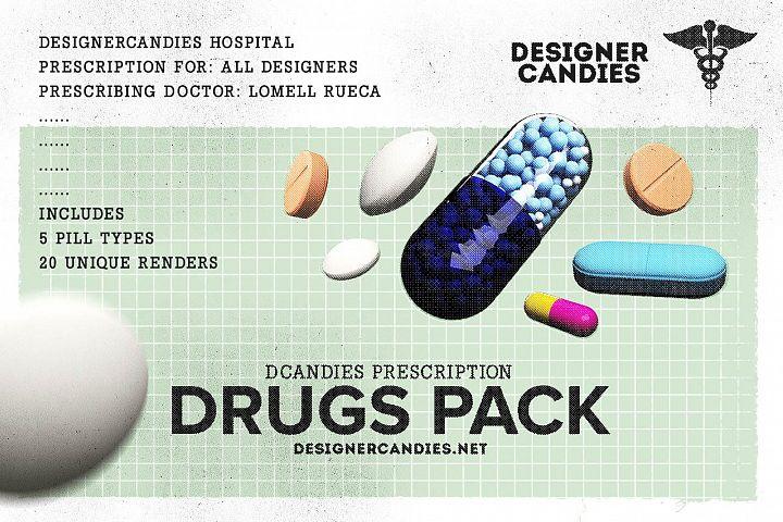 Drug Pill Clipart