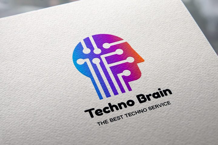 Techno Brain Logo