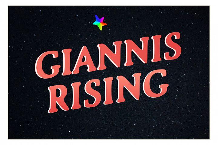 Giannis Rising