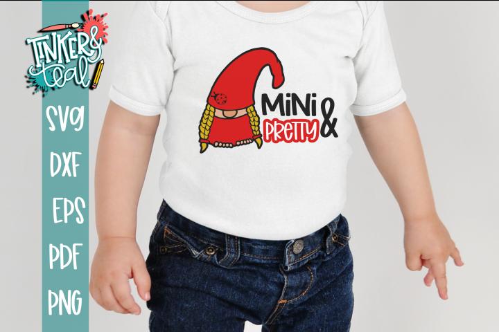 Mini & Pretty Gnome SVG
