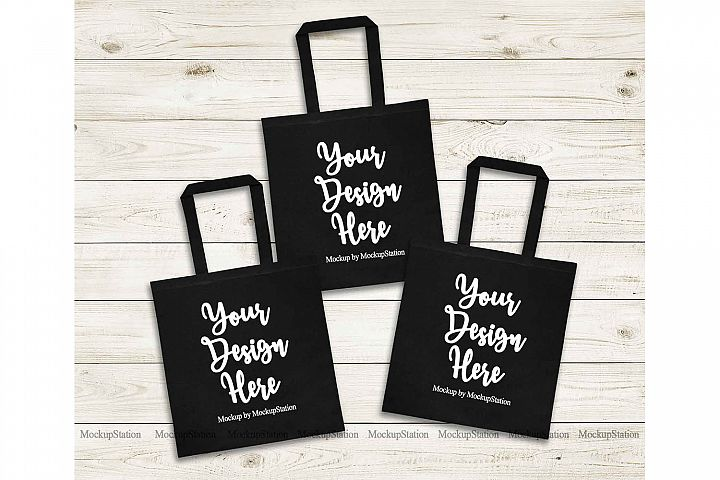 Bachelorette Group Bride Squad Tote Bag Mockup, Party Favor
