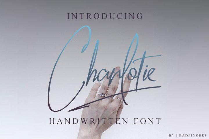 Charlotie Font