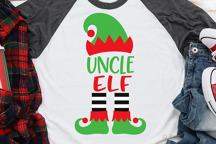 Uncle Elf SVG, DXF, PNG, EPS