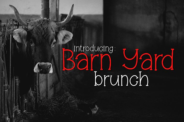 Barn Yard Brunch