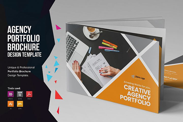 Digital Agency Portfolio Brochure v2