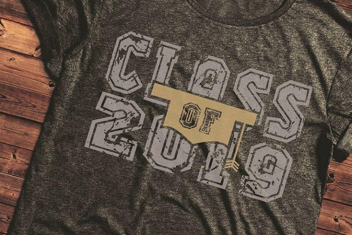 Class of 2019, Graduation, Cap, Gown, Grad, College, HS