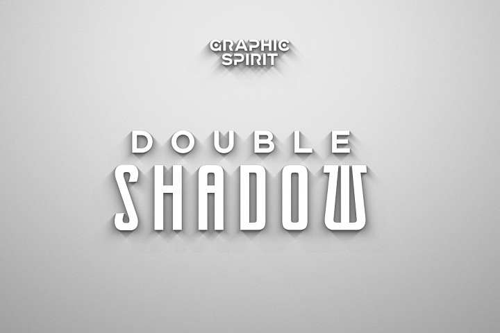 Laconic Long Shadow for Photoshop example 6