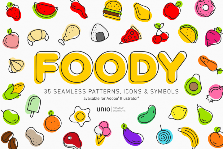 Foody Patterns
