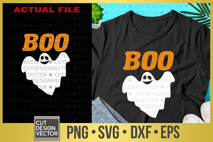 Boo SVG