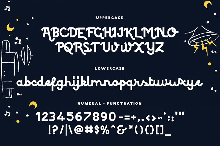 Colorado - Retro Typeface example 3