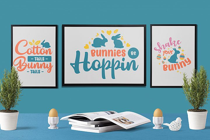 Easter SVG Bundle example 4