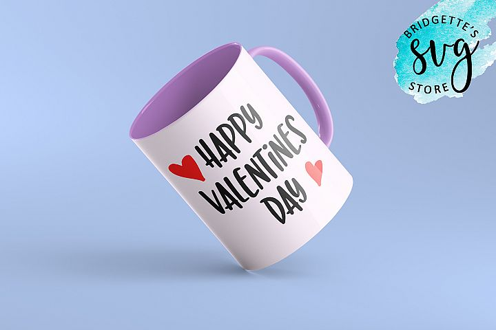 My First Valentines Day SVG Cutting File