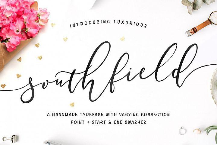 Southfield Typeface