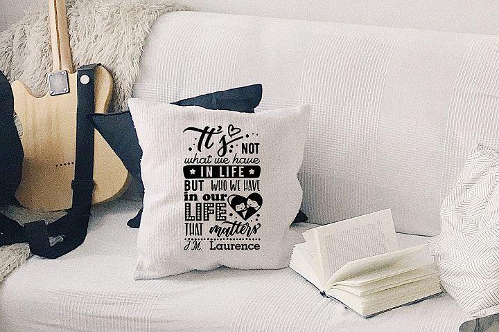 Love Quote - Typography Design