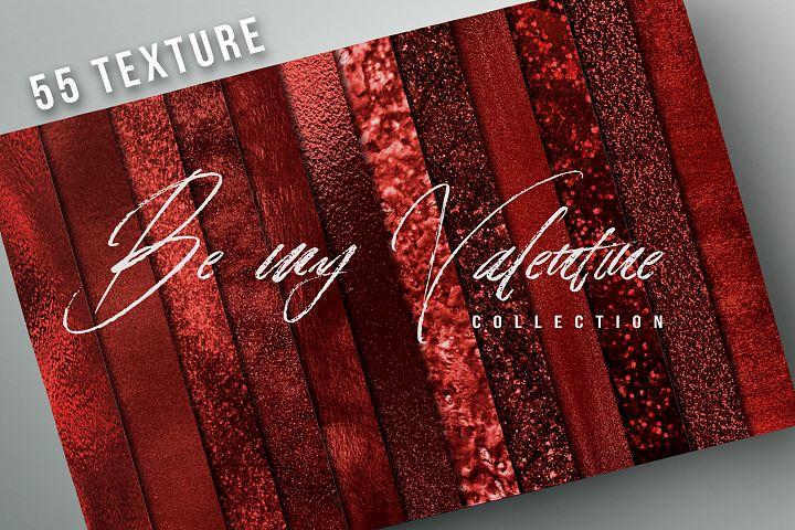 55 Valentine Red Gold & Glitter Textures