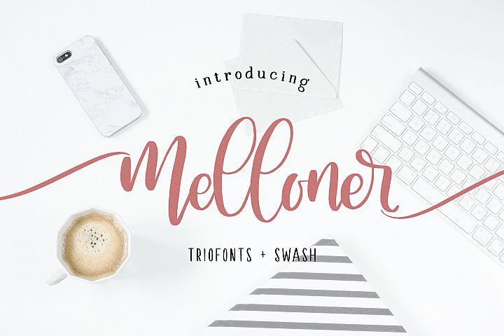 Melloner Font