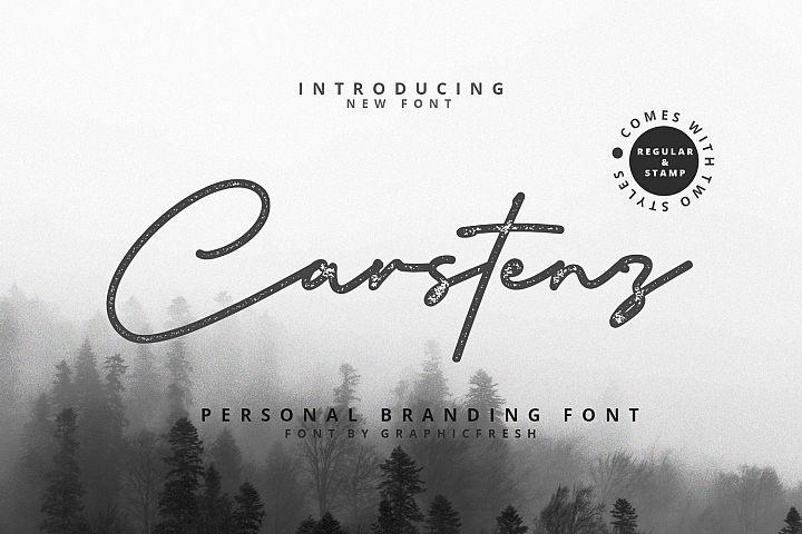 Carstenz Vintage Type