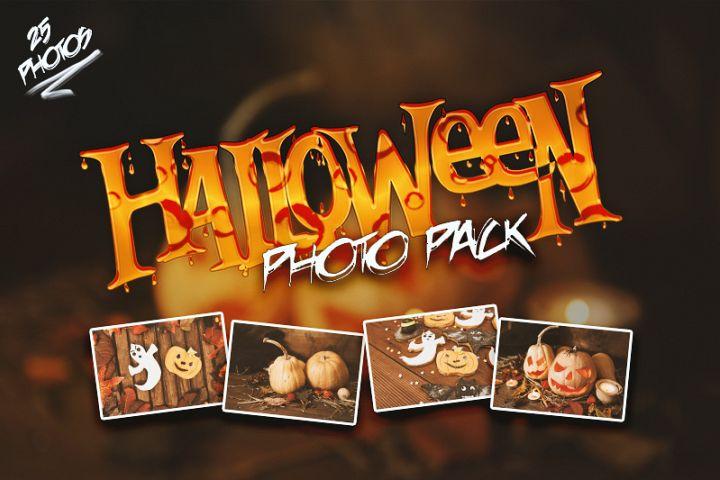 Halloween PhotoPack 25 photos