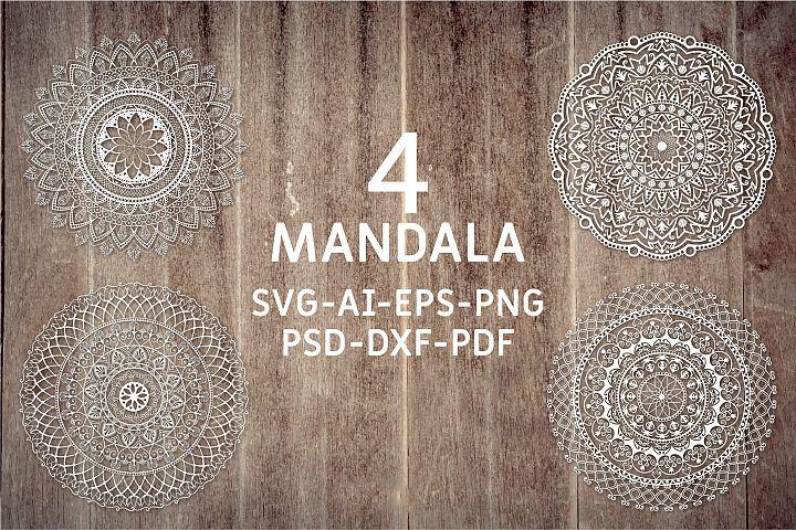Mandala svg files| vector file