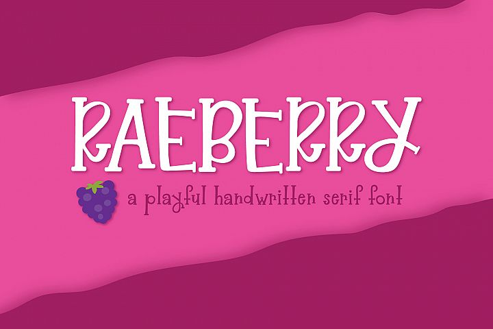 Raeberry Serif