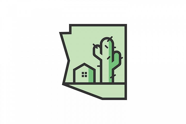 Arizona Real Estate Logo