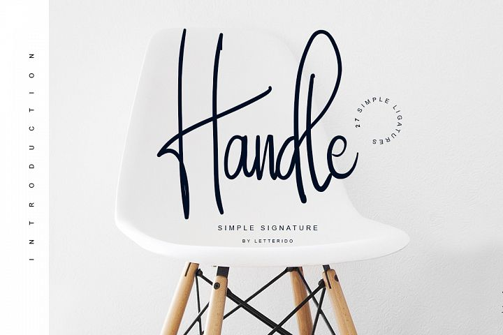 Handle Simple Signature
