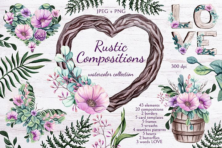 Rustic Compositions