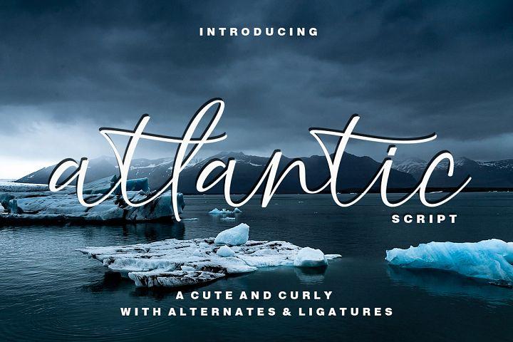 atlantic script