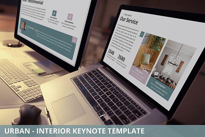 Urban - Interior Powerpoint Template