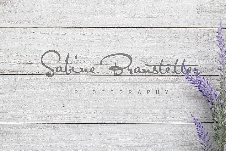 Styled Stock Photography White Wood Background Mockup