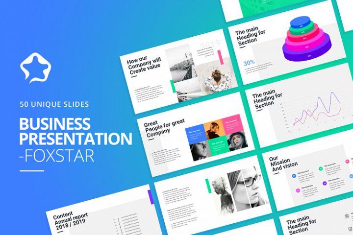 Foxstar PowerPoint Presentation Template