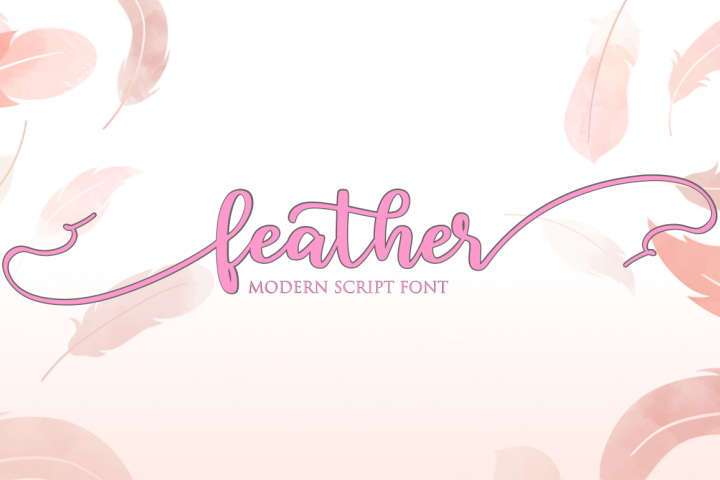 feather example