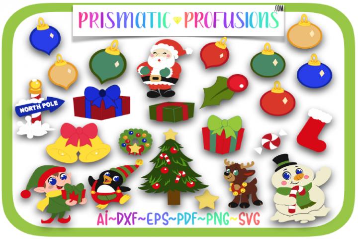 Christmas, Christmas SVG, Christmas Clipart