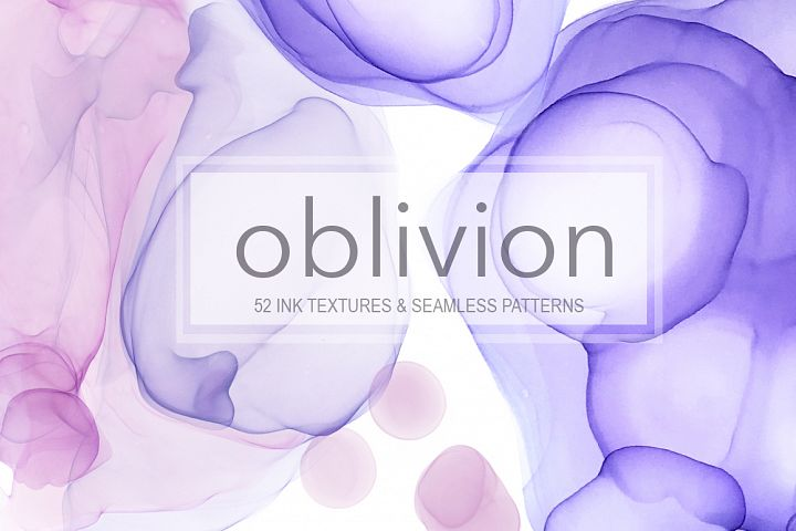 Oblivion Ink Texture Collection.