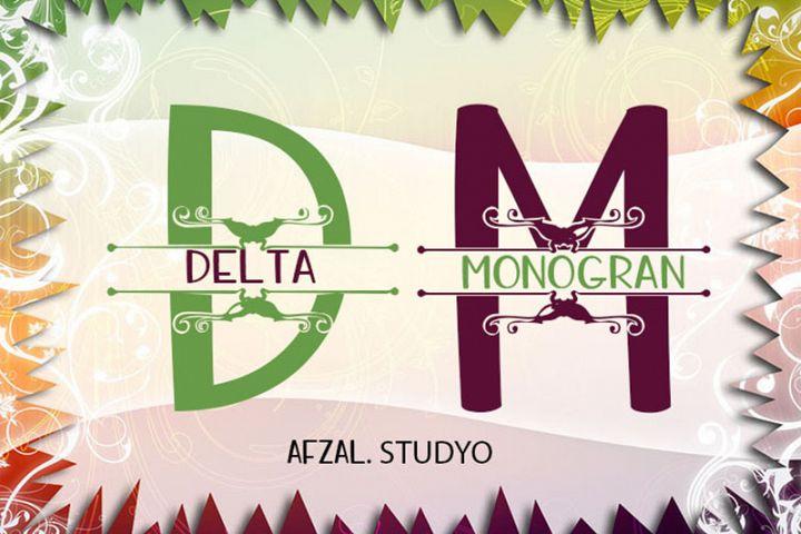 Delta Monogram