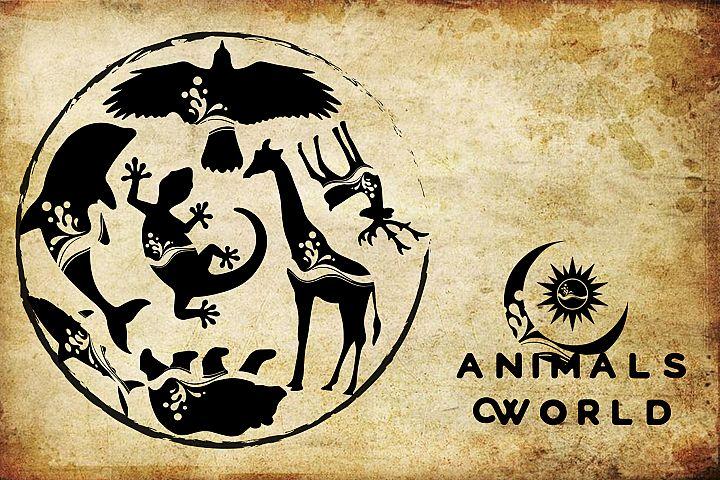 21 ANIMALS WORLD