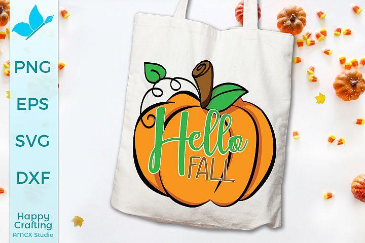 Hello Fall - Fall Sublimation