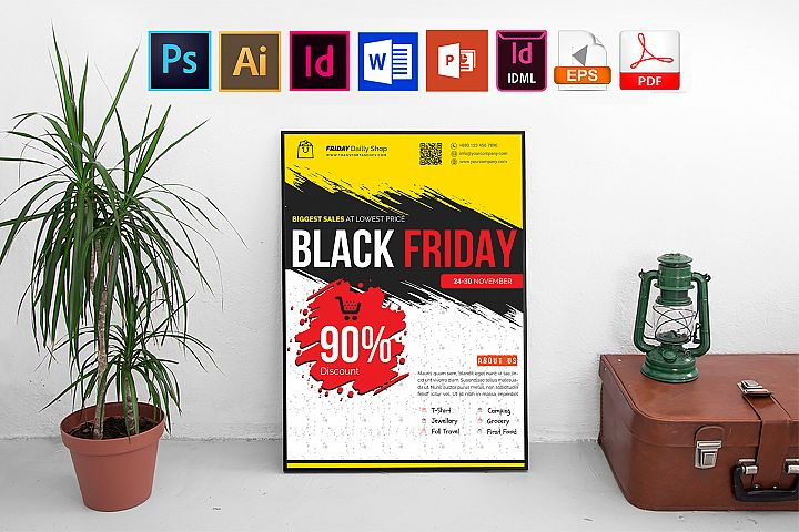 Poster | Black Friday Vol-02